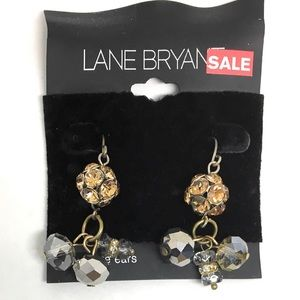 Lane Bryant dangle earrings