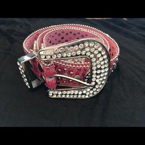 Accessories - Western design belt