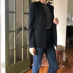 Zara Sleek Black Blazer