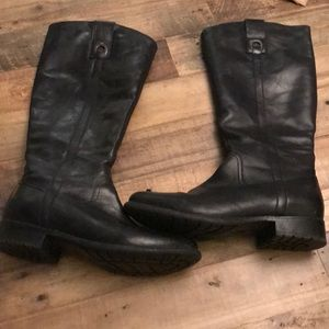 Ladies Clark's riding boot