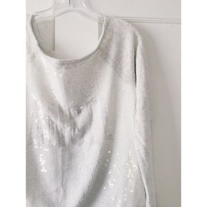 Victoria's Secret Sequin Sweatshirt