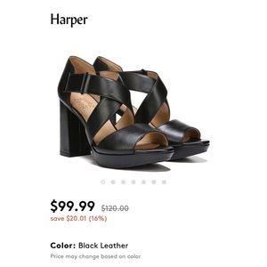 NWOT Harper heels by Naturalizer