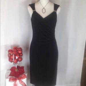 NWOT Ralph Lauren black dress
