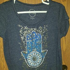 Womens lucky brand shirt