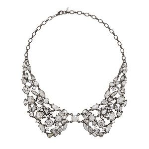 BNWT Crystal Jewel Collar Necklace