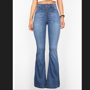 Free People Bell Bottom Flare 28
