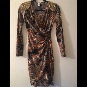 Women's cache dress Sz xs