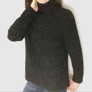 Ralph Lauren wool blend chunky sweater small