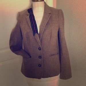 ✨Anthropologie cute blazer✨