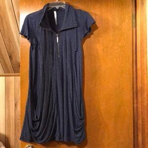 Navy Kensie dress