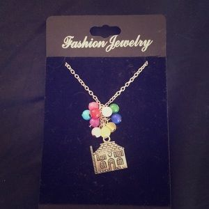 Disney Up style necklace