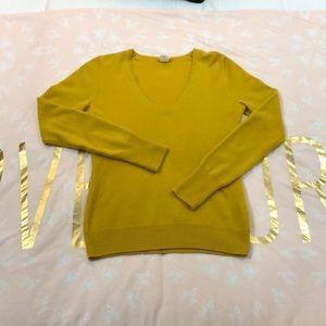 J. Crew cashmere sweater Xs