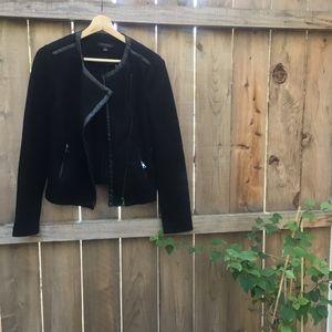 Ann Taylor Moto Style Jacket
