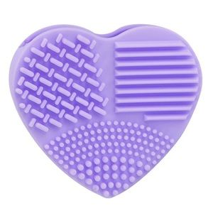 New Hot Silicone Heart Silicone Cleaning Glove