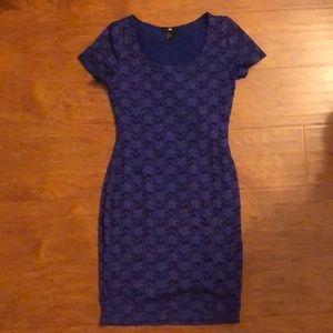 Purple dress! 👗
