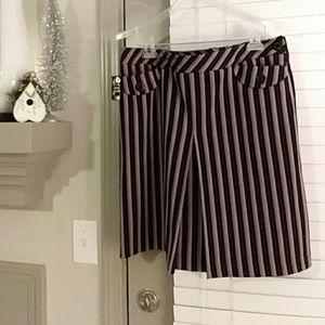 Ann Taylor Loft A Line skirt