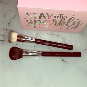 Crown Face Brushes