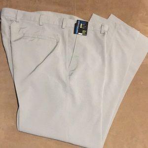 Roundtree & Yorke performance classic pants 38x32