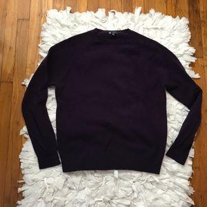 J. Crew Premium Lambswool Sweater Size Medium