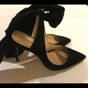 Zara Heels 👠 Size 41 US Size 10 Black