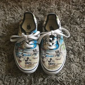 Disney Hawaii vans
