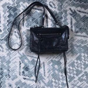 Rebecca Minkoff Avery Patent Crossbody Bag