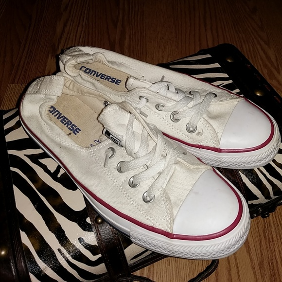 Converse Shoes - Converse sneakers. Only worn a couple times. 1d39cdaf1