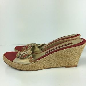 Chinese Laundry Wedges Destini Floral espadrilles