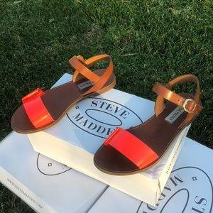 STEVE MADDEN PINK Sandals 💓💗💓