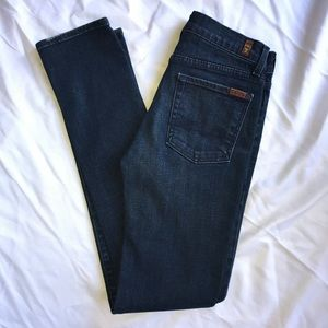 Seven for all mankind Roxanne jeans size 27""