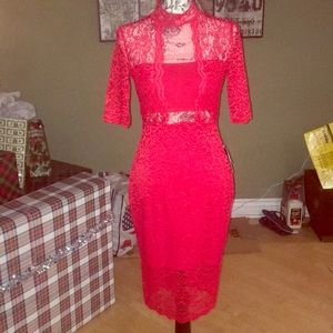 Rad lace dress