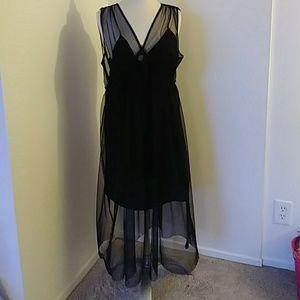 TOPSHOP-NWT black dress