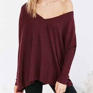URBAN OUTFITTERS oversized thermal