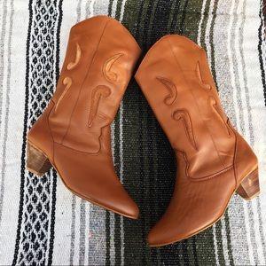 Vintage Western Boots 🌾