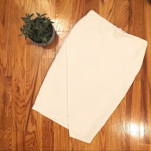 ✨NEW✨ Wrap Midi Pencil Skirt