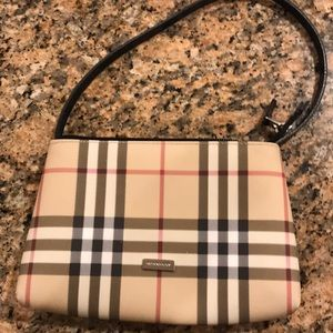 Authentic Burberry Small Handle Bag