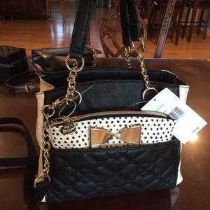 Betsey Johnson women's bag