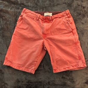 Lucky Brand shorts - red