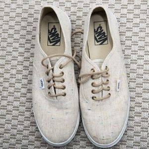 Vans Era Classic Multi Colored Speckled Sneakers