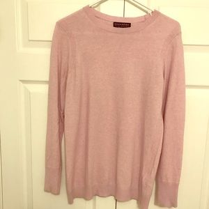Banana Republic lilac wool sweater