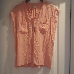Blouse - Peach color
