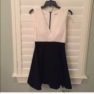 Alice and Olivia cut out dress