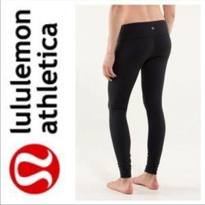 Lululemon wunder under legging