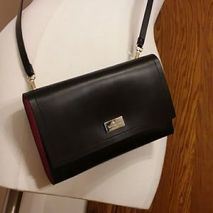 NWT Kate Spade Winni wallet w/ detachable strap