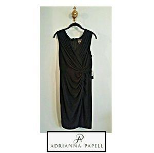 Adrianna Papell Black Dress