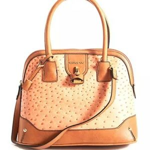 London Fog  Lark mini dome satchel