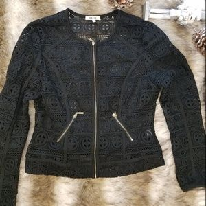 Embroidered/Lace Jacket