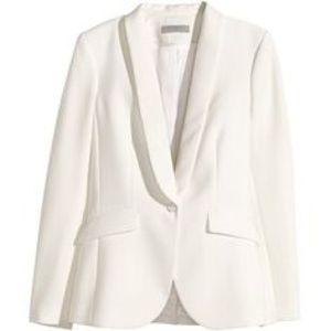🎩 White Tux Jacket 🎩