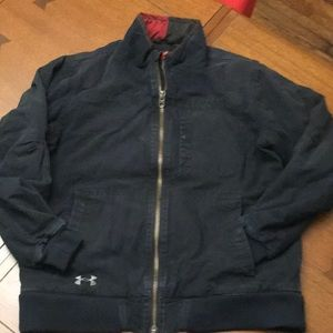 Super warm Quilted Under Armour Jacket