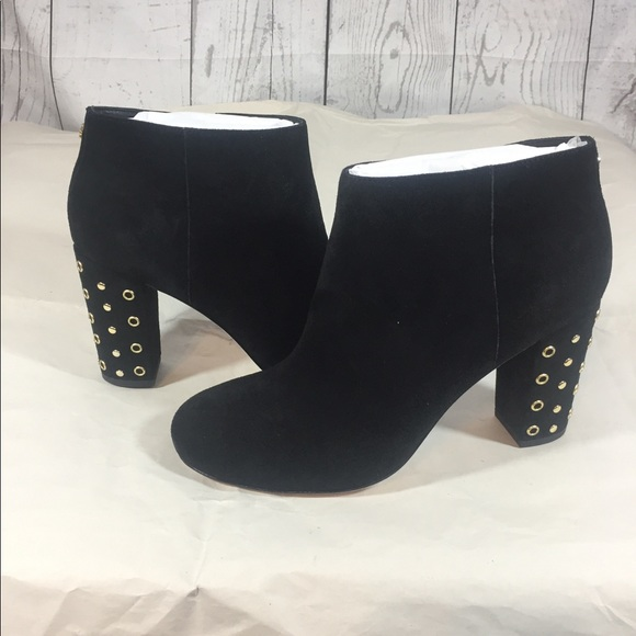 06dc8bfc96bf kate spade Shoes - Kate space cirra black bootie suede